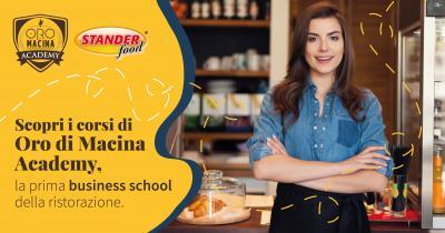 Oro di Macina Academy: 3 corsi di formazione online per non fermarsi!