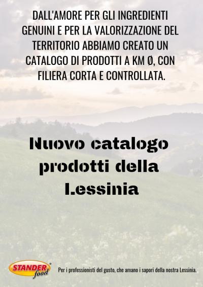 Stander Food distribuisce i prodotti della Lessinia